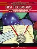 Standard of Excellence First Performance Piano/Guitar Accompaniment