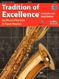 W61XR - Tradition of Excellence Book 1 Eb Baritone Saxophone