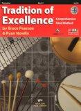 W61PR - Tradition of Excellence Book 1 Percussion