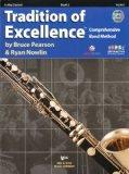 W62CLE - Tradition of Excellence Book 2 - Eb Alto Clarinet