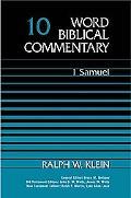 Word Biblical Commentary 1 Samuel