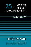 Word Biblical Commentary Isaiah 34-66