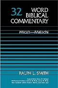 Word Biblical Commentary Micah-Malachi