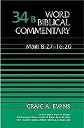 Mark 8 27-16 20