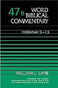 Word Biblical Commentary Hebrews 9-13