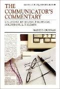Communicator's Commentary, Vol. 8