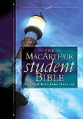 Macarthur Student Bible Nkjv
