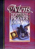Men's Devotional Prayer Journal