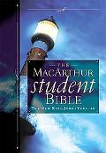 The MacArthur Student Bible: New King James Version (NKJV) - John F. MacArthur - Hardcover