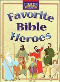 Favorite Bible Heroes