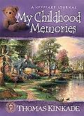 My Childhood Memories A Keepsake Journal