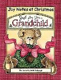 Joy Notes at Christmas Just for You, Grandchild