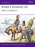 Rome's Enemies Gallic and British Celts