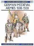 German Medieval Armies 1300-1500