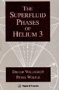 Superfluid Phases of Helium 3