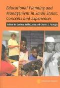 Educational Planning and Management in Small States Concepts and Experiences
