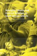 Managing Finance And External Relations In South African Schools
