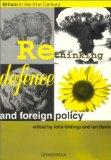 Rethinking Defence and Foreign Policy