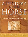 History of the Horse the Iberian Horse from Ice Age to Antiquity