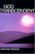 God Transcendent