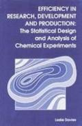 Efficiency in Research, Development, and Production The Statistical Design and Analysis of C...