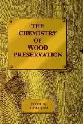Chemistry of Wood Preservation
