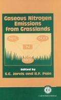 Gaseous Nitrogen Emissions from Grasslands