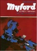 Myford Series Seven Manual
