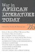 African Literature Today 26