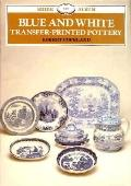 Blue and White Transfer-Printed Pottery - Robert Copeland - Paperback