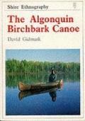 Algonquin Birchbark Canoe