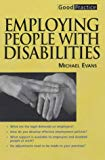Employing People with Disabilities (Developing Practice)