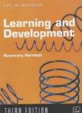 Learning and Development (People & organizations)