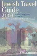 Jewish Travel Guide 2003