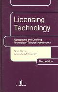 Licensing Technology
