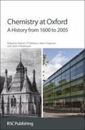 Chemistry at Oxford: A History from 1600 to 2005