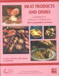 Meat Products and Dishes Sixth Supplement to the Fifth Edition of McCance and Widdowson's th...