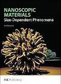 Nanoscopic Materials Size-dependent Phenomena