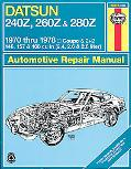 Datsun Automotuve Repair Manual
