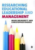 Researching Educational Leadership and Management : Methods and Approaches