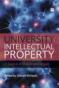 University Intellectual Property : A Source of Finance and Impact