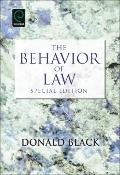 Behavior of Law : Special Edition