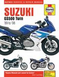 Suzuki GS500 Twin, 89 to 08