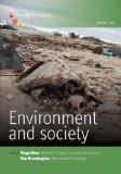 Environment and Society 2012 (Advances in Research)