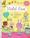Violet Rose and the Surprise Party Sticker Activity Book