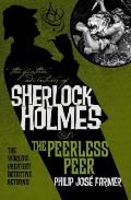 Further Adventures of Sherlock Holmes : The Peerless Peer