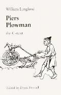 Pier's Plowman An Edition of the C-Text