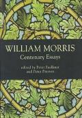 William Morris Centenary Essays Paper from the Morris Centenary Conference Organized by the ...