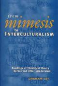 From Mimesis to Interculturalism Readings of Theatrical Theory Before and After `Modernism