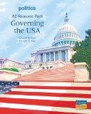 A2 Governing the USA: Teacher Resource Pack